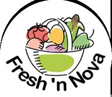 fresh n nova logo
